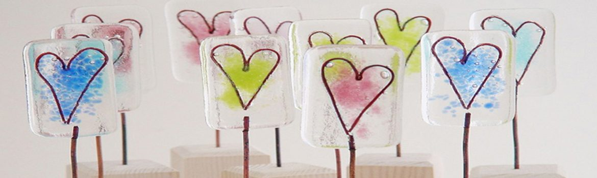 Linda Rowe - Glass Designs