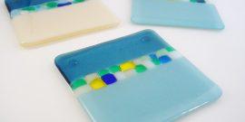 Coaster - Oceans Range - Sea Glass