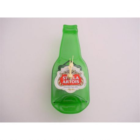 Stella Bottle Clock