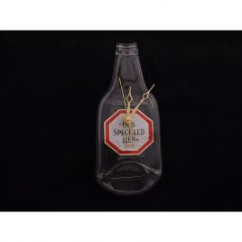 Old Speckled Hen Bottle Clock