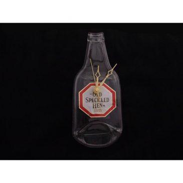 Old Speckled Hen Bottle Clock