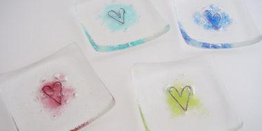 Confetti Trinket Dishes