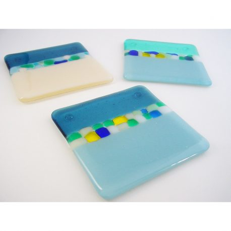 Coaster - Oceans Range - Sea Glass