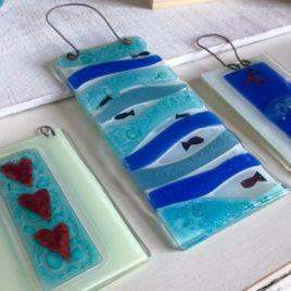 Fused Glass Workshop - Linda Rowe