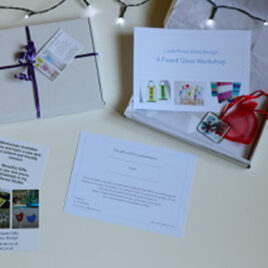 Linda Rowe - Workshop Gift Vouchers